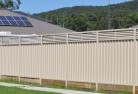 Ashbury Corrugated fencing 2