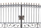 Ashbury Wrought iron fencing 10