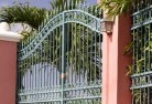 Ashbury Wrought iron fencing 12