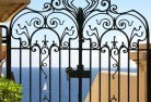 Ashbury Wrought iron fencing 13