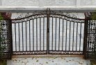 Ashbury Wrought iron fencing 14