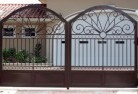 Ashbury Wrought iron fencing 2